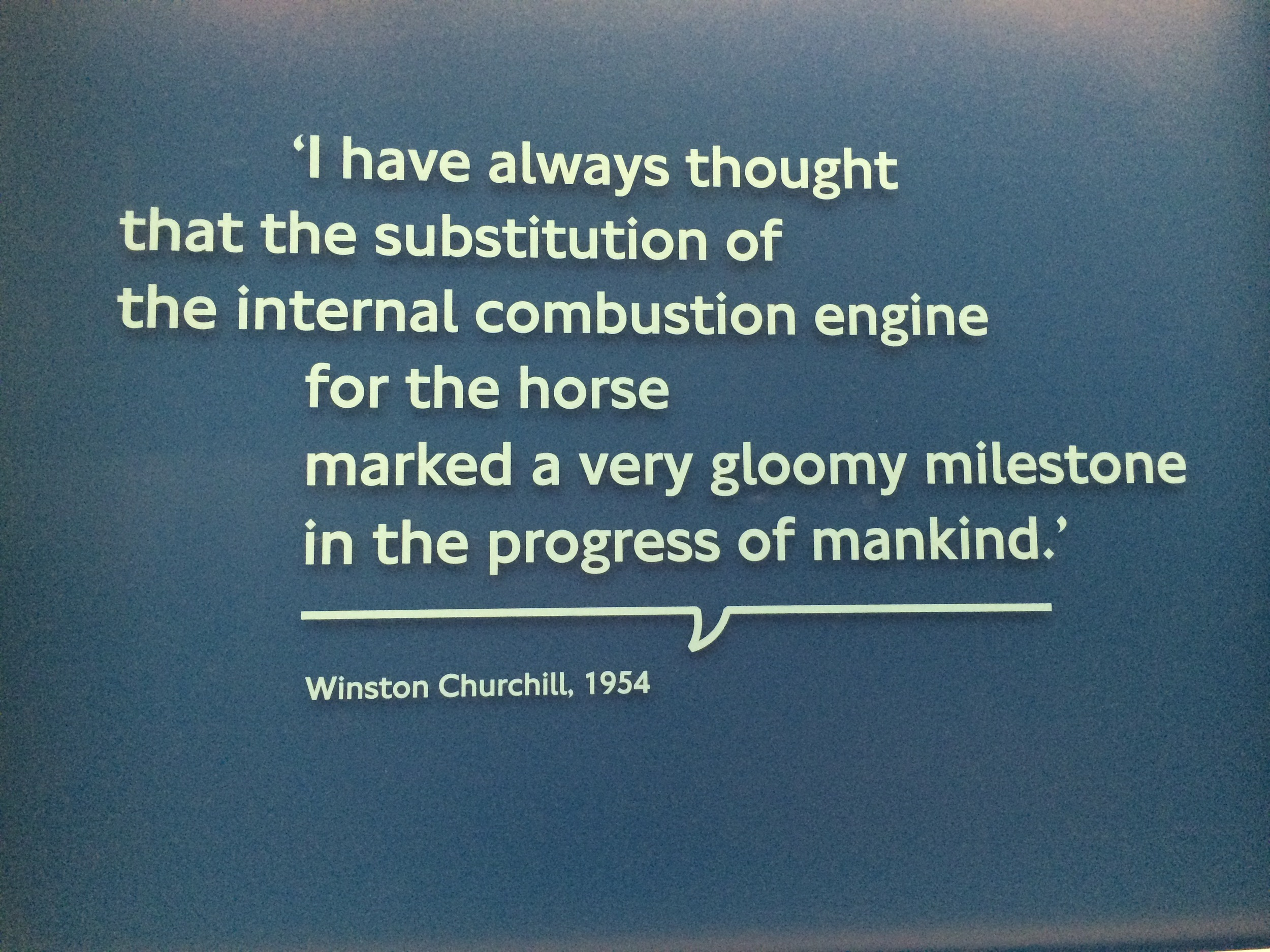 From the London Transport Museum