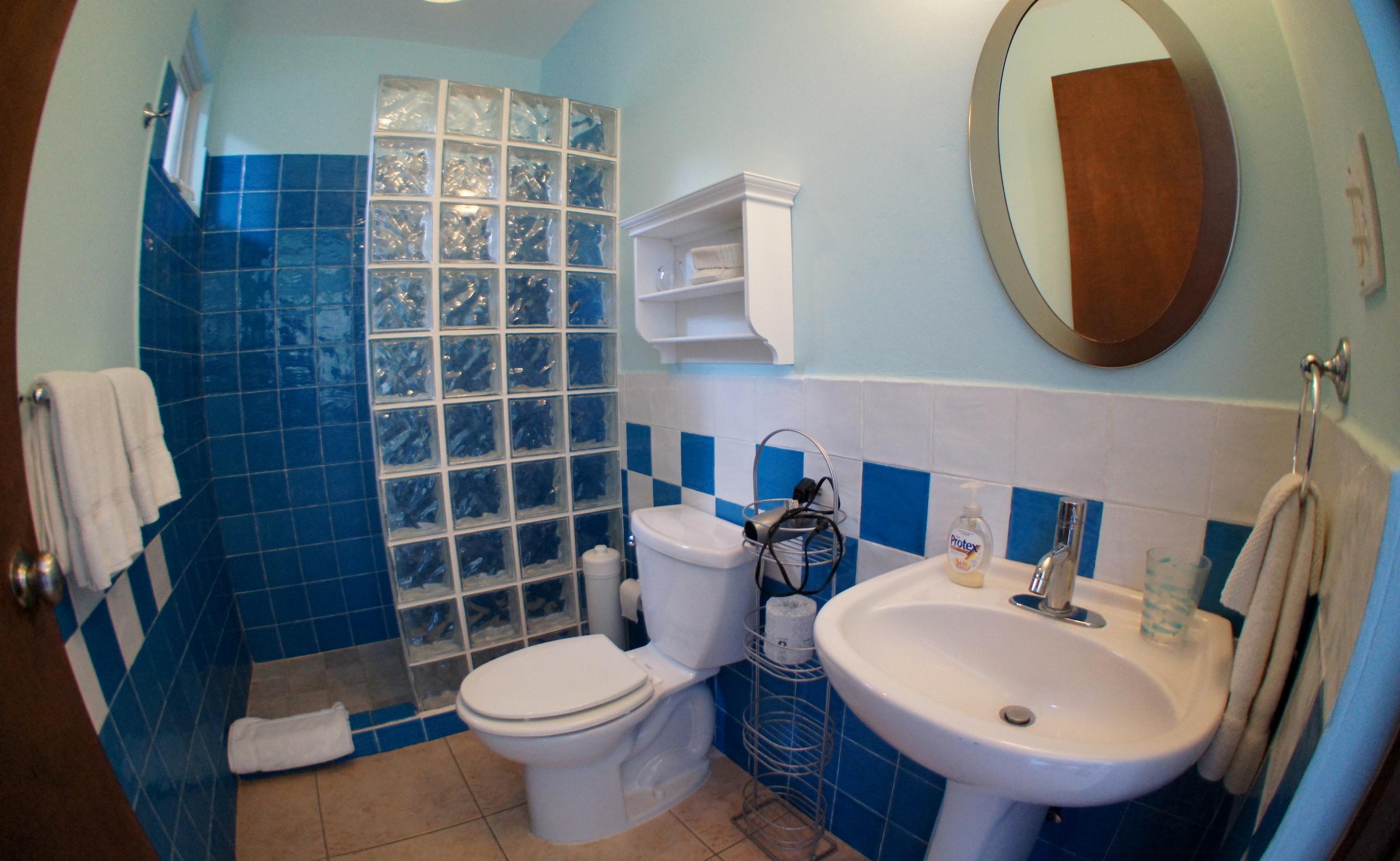 Pool Level Bathroom #3