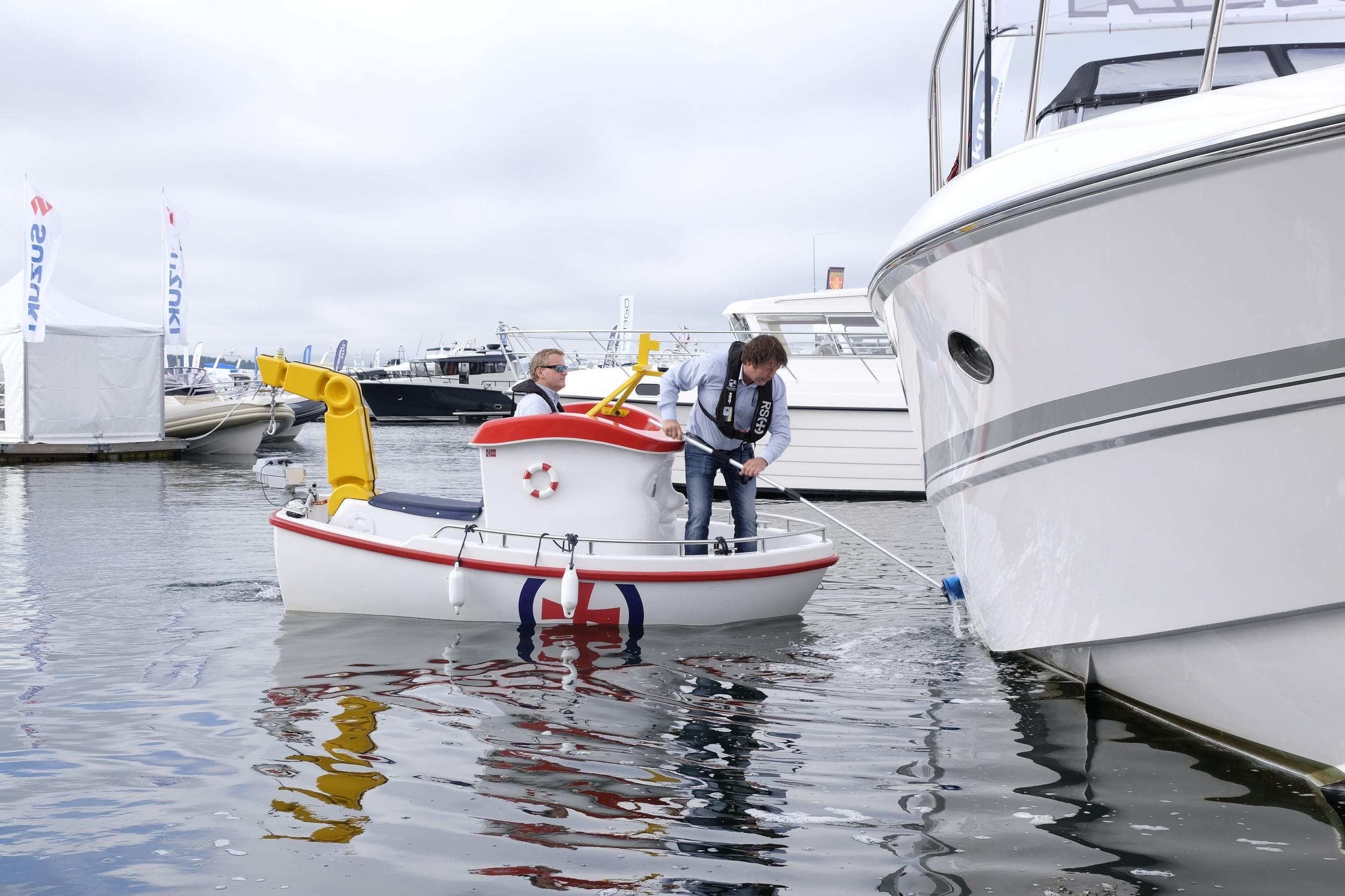 Oslo boat show