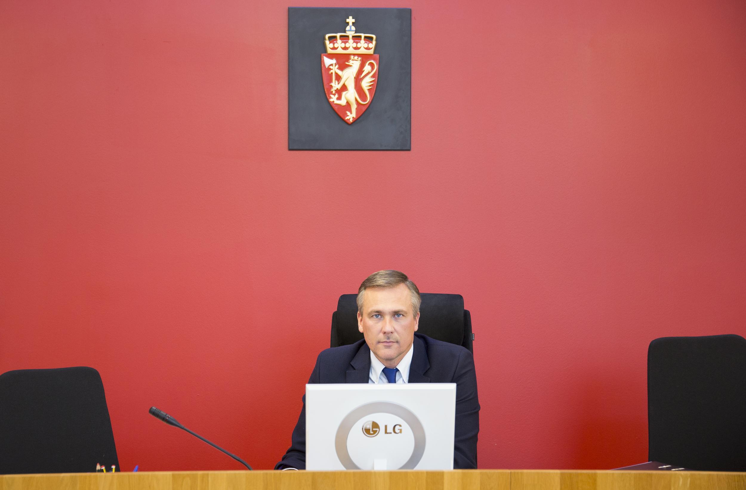 Judge Rune Nordby