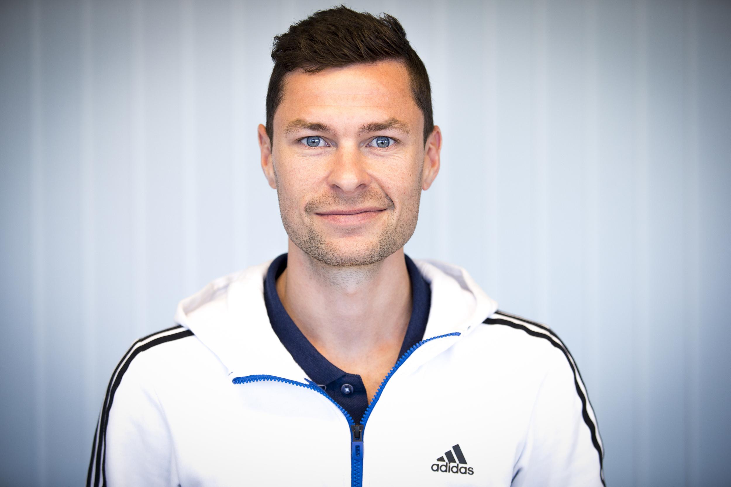 Ski jumper Anders Jacobsen