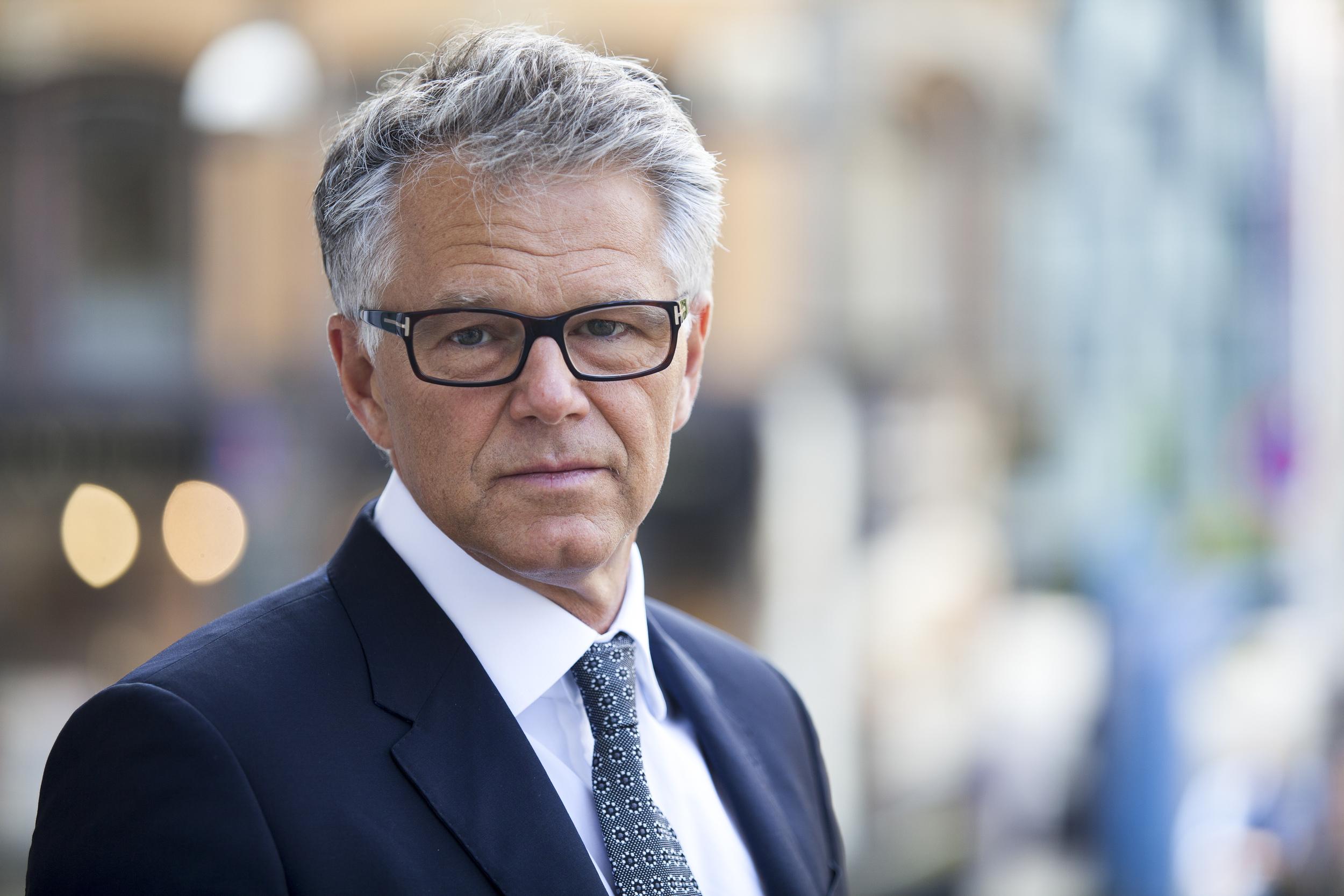 Lawyer Øystein Storrvik