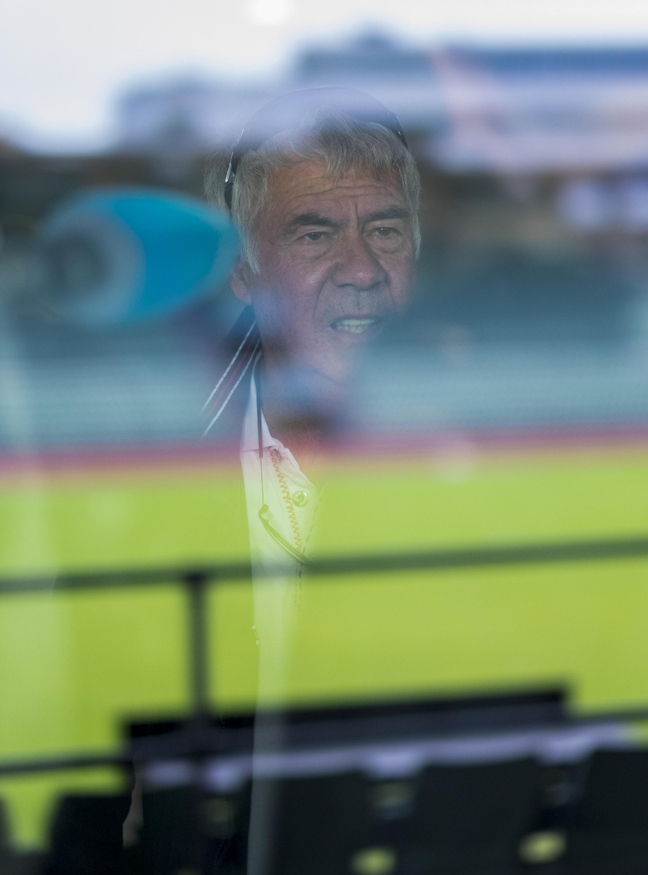 "Former national coach in football Egil ""Drillo"" Olsen"