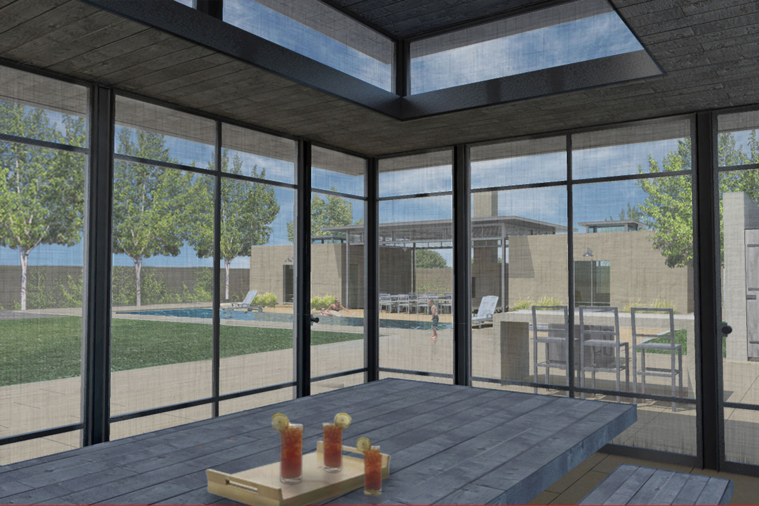Location: Marfa, Texas   Project Type: New Residence  Project currently in progress