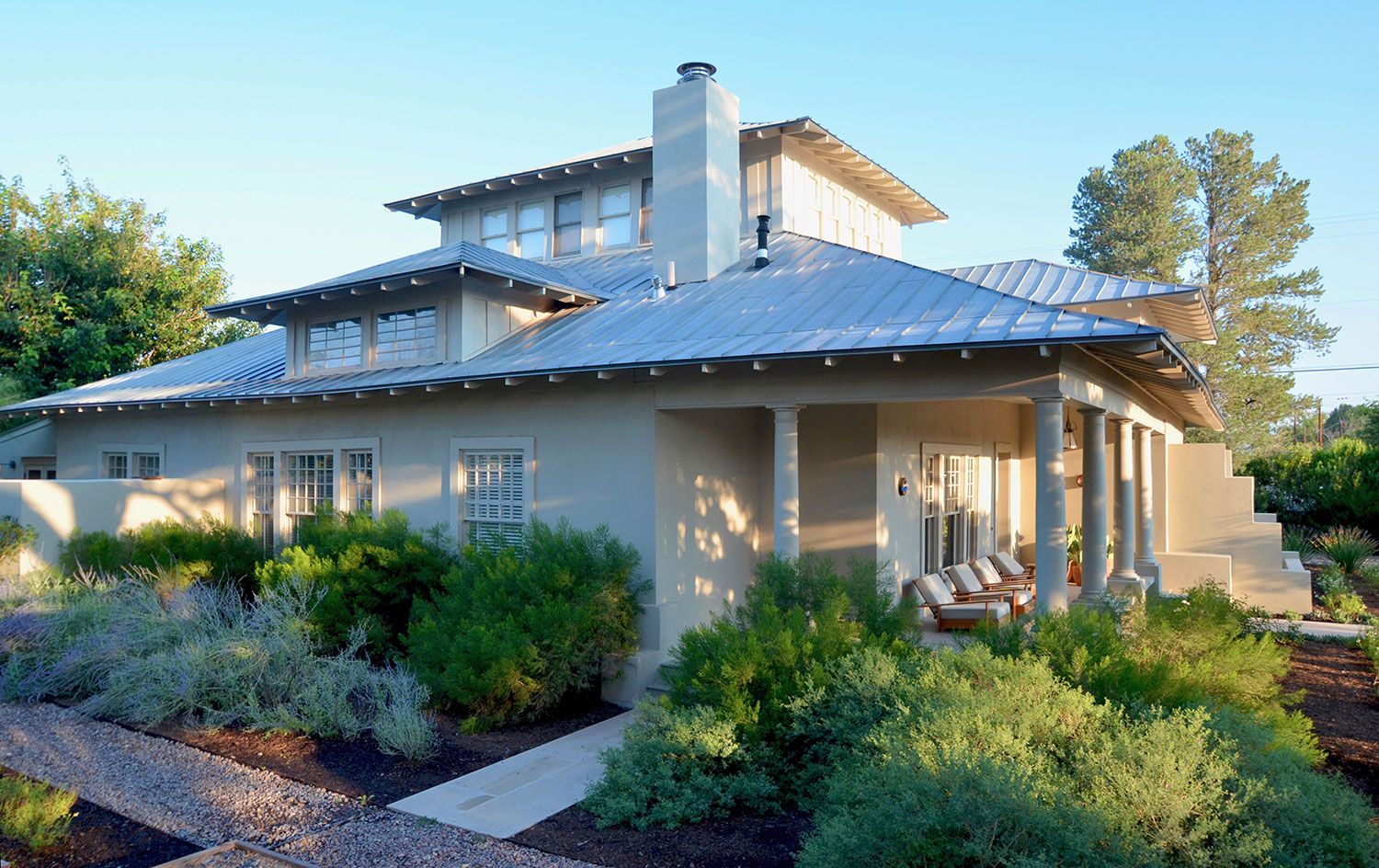Location: Marfa, Texas  Project Type: Residential Remodel