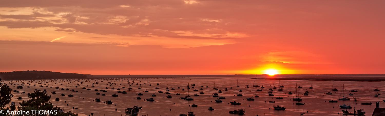 Sunrise au Canon