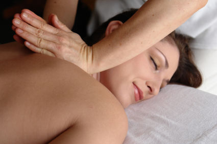 Back Massage Touche Pune
