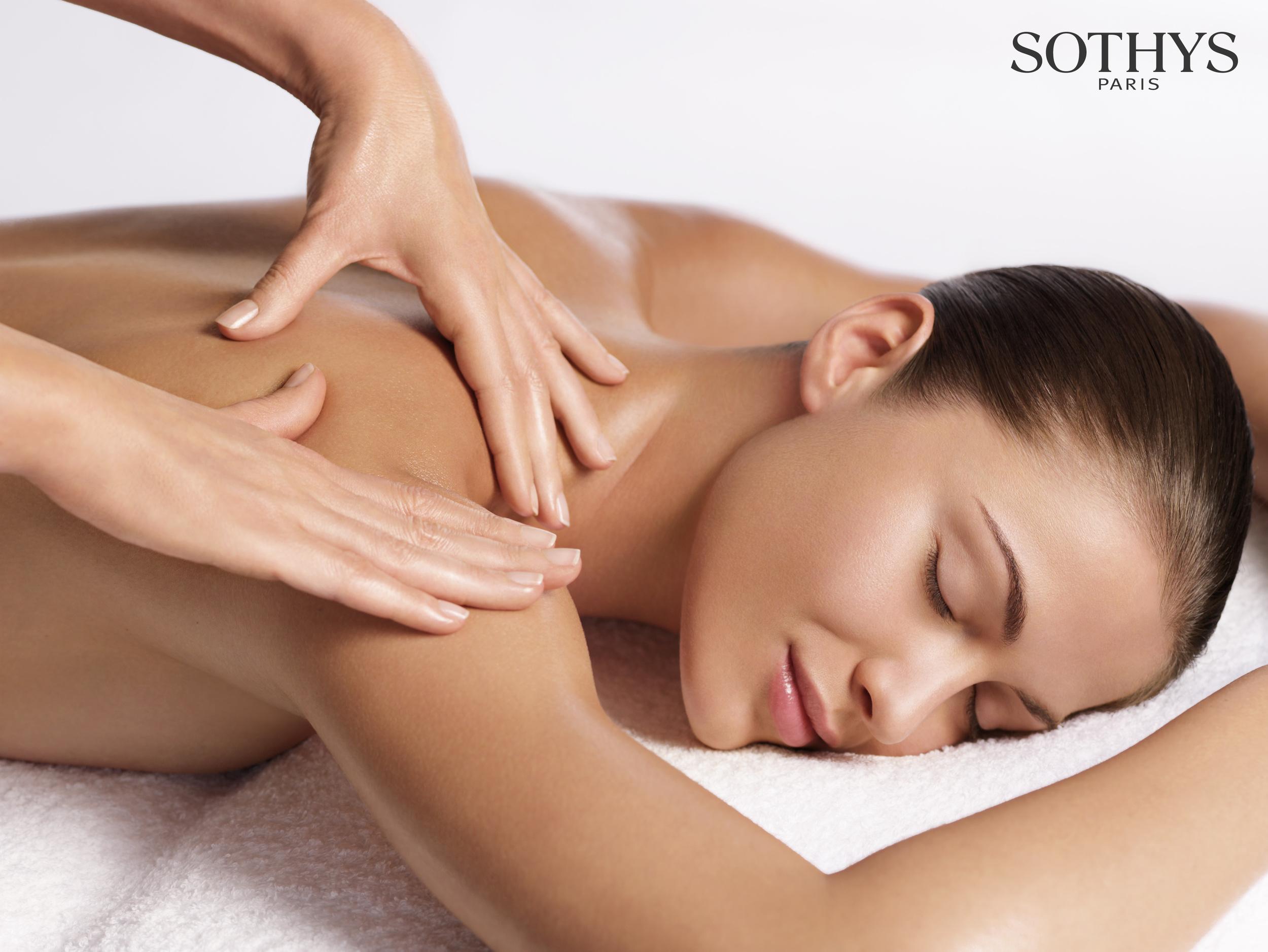 Deep Tissue Massage Touche  Pune