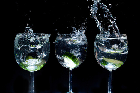 Cucumber water Touche spa Pune