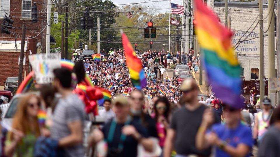 Starkville Pride 2018
