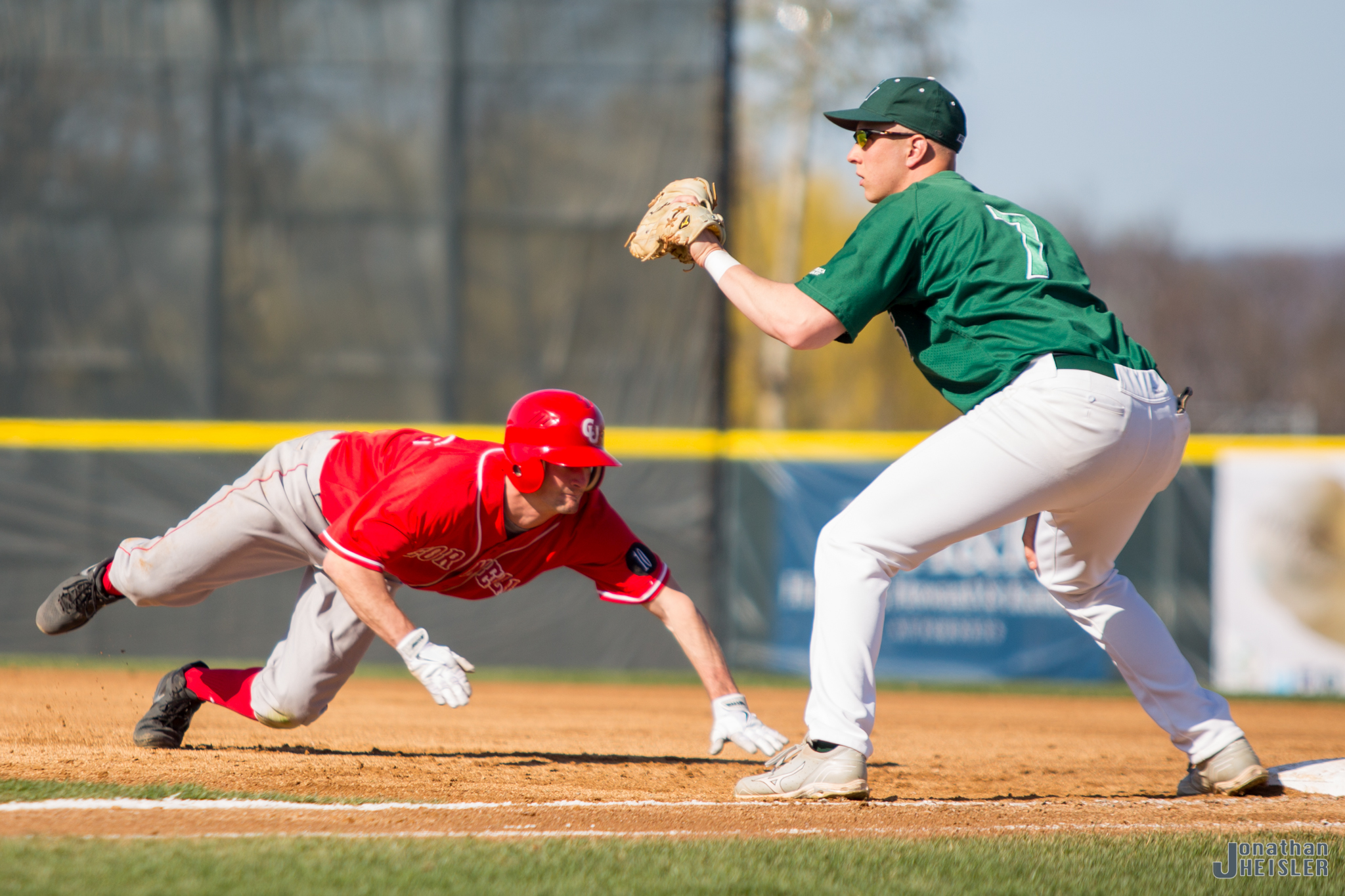 Rising sophomore and first baseman, Greg Ostner excelled for Binghamton in both the America East tournament and the Stillwater Regional during the 2014 season.