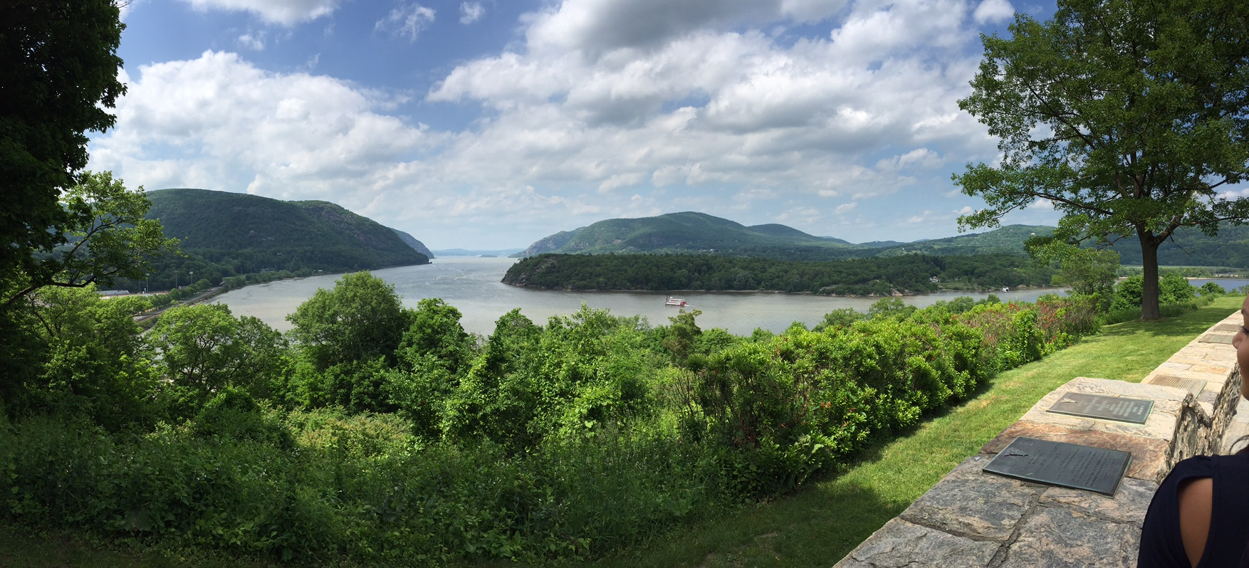 I shot this on my iPhone6 using its panorama functionality! I think it came out GREAT!