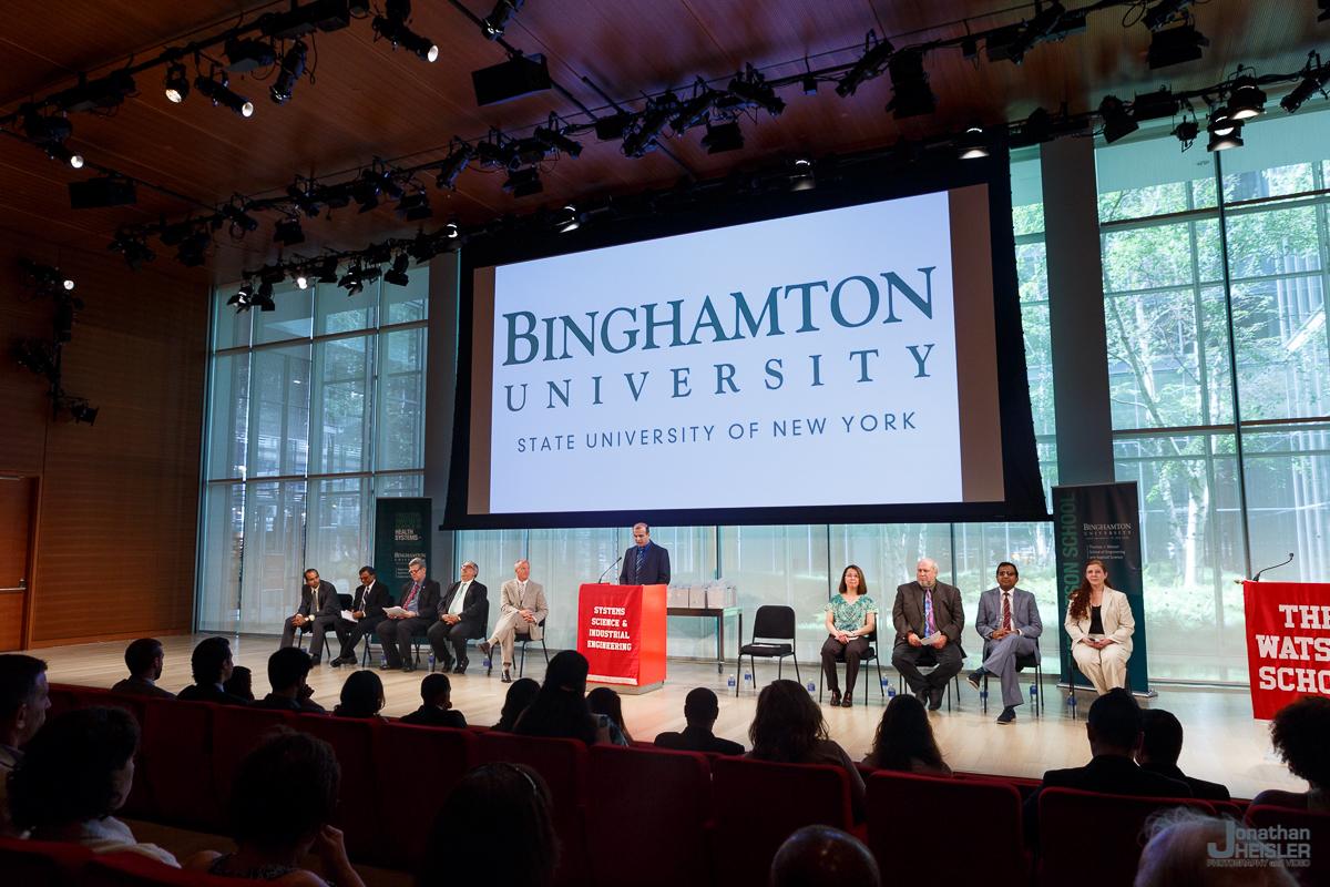 Binghamton University MPH