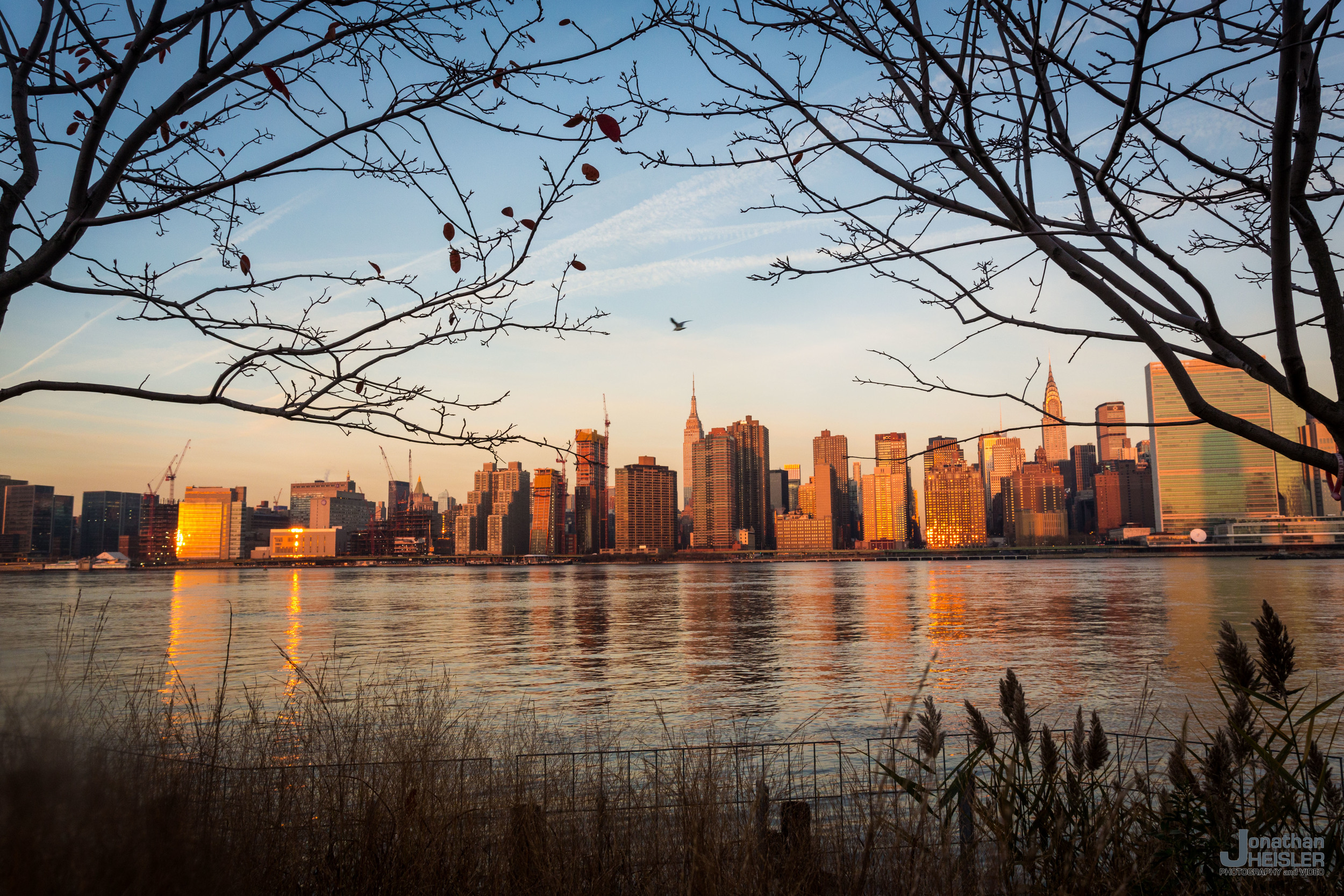 Gantry Plaze Long Island City _ Sunrise NYC _ Jonathan Heisler .jpg