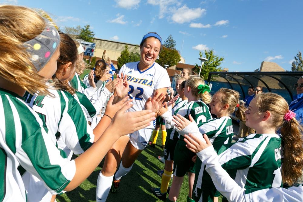 Hofstra Womens Soccer vs Towson University