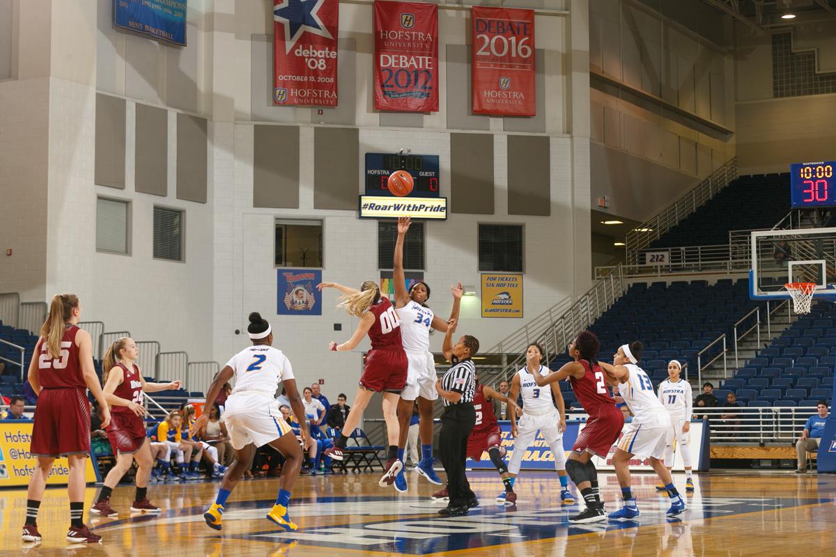 Hofstra University Women's Basketball Team