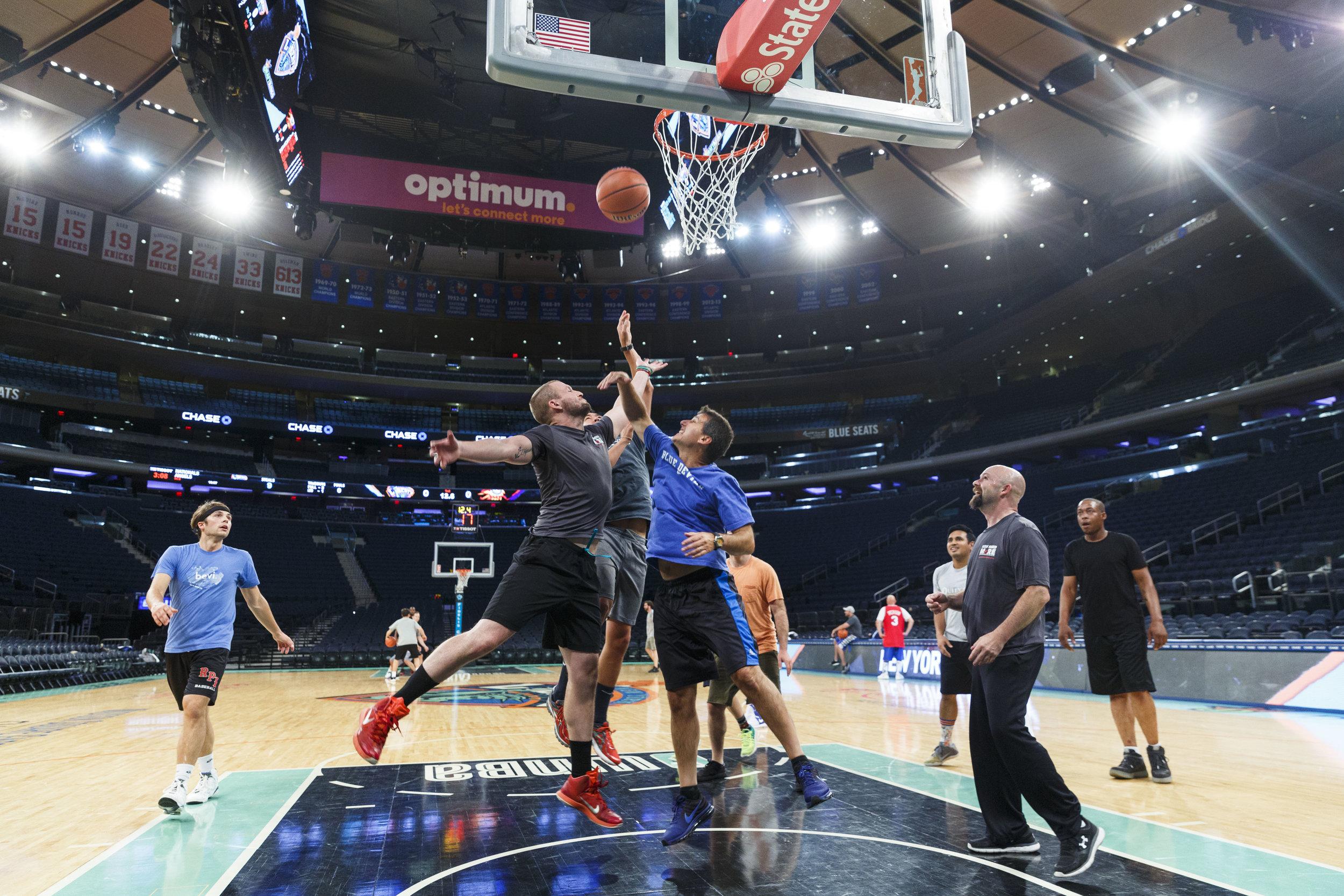 Renting Madison Square Garden