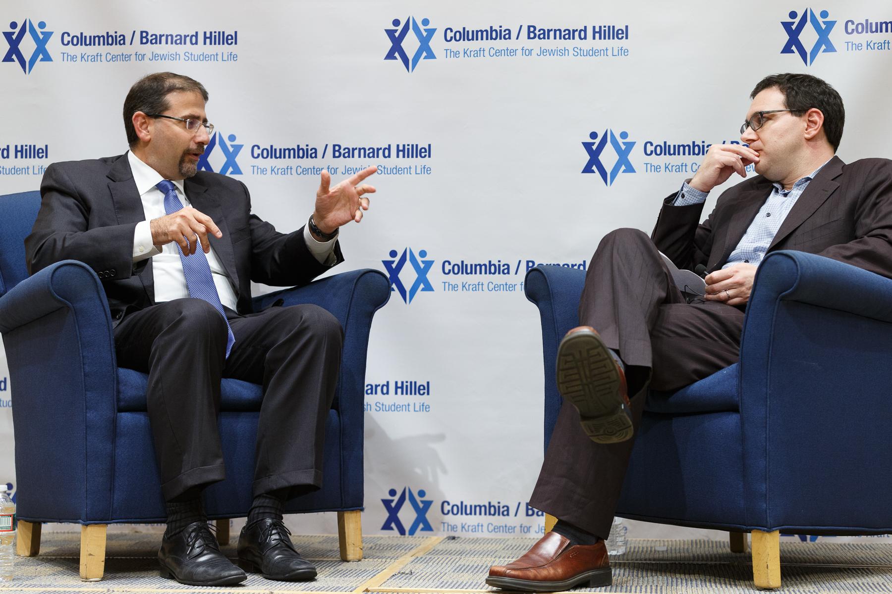 Ambassador Daniel Shapiro _ Jonathan Heisler _  9112017 _014.jpg