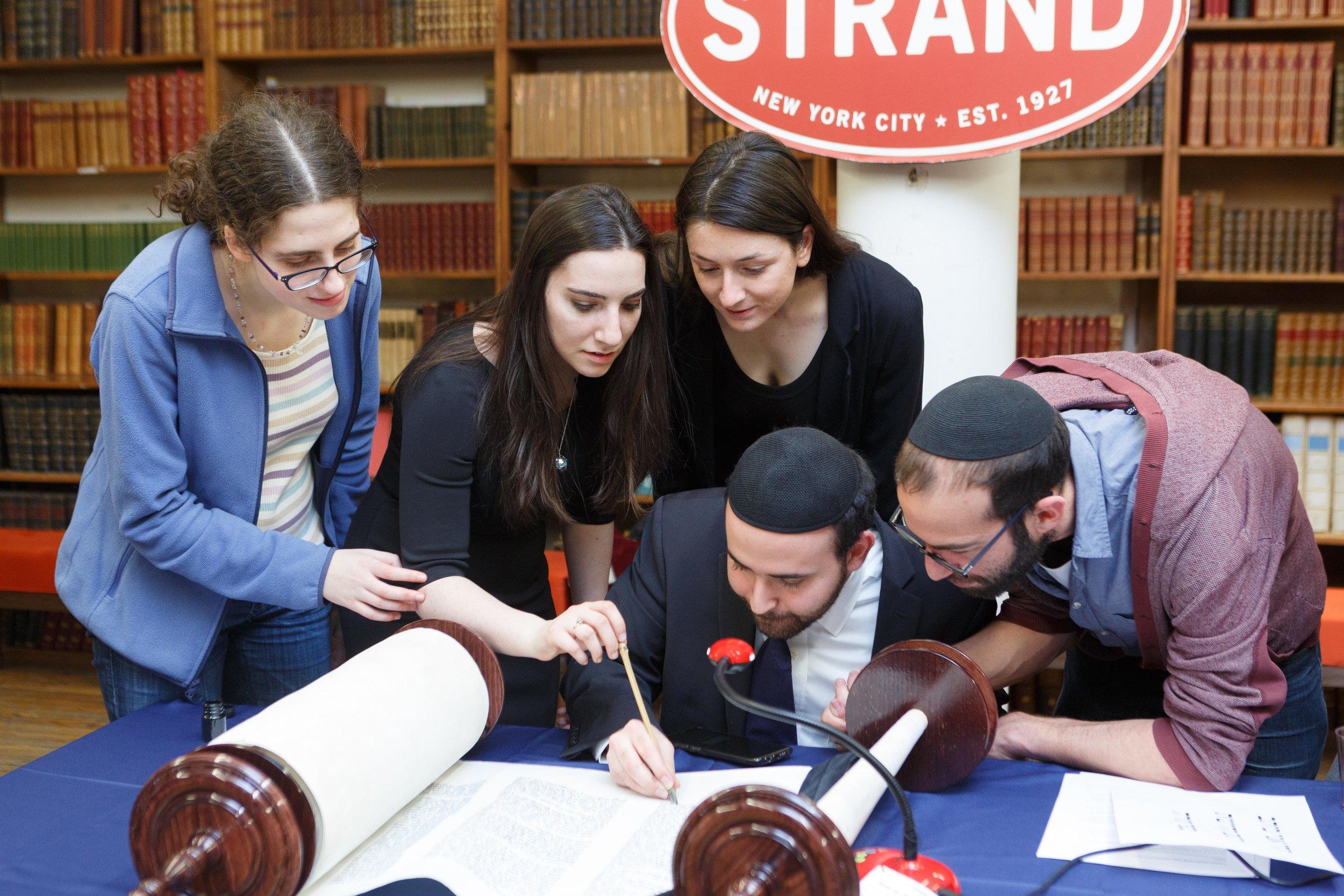 NYU Bronfman Center Torah Completion _ Jonathan Heisler _ 4112019 _110.jpg