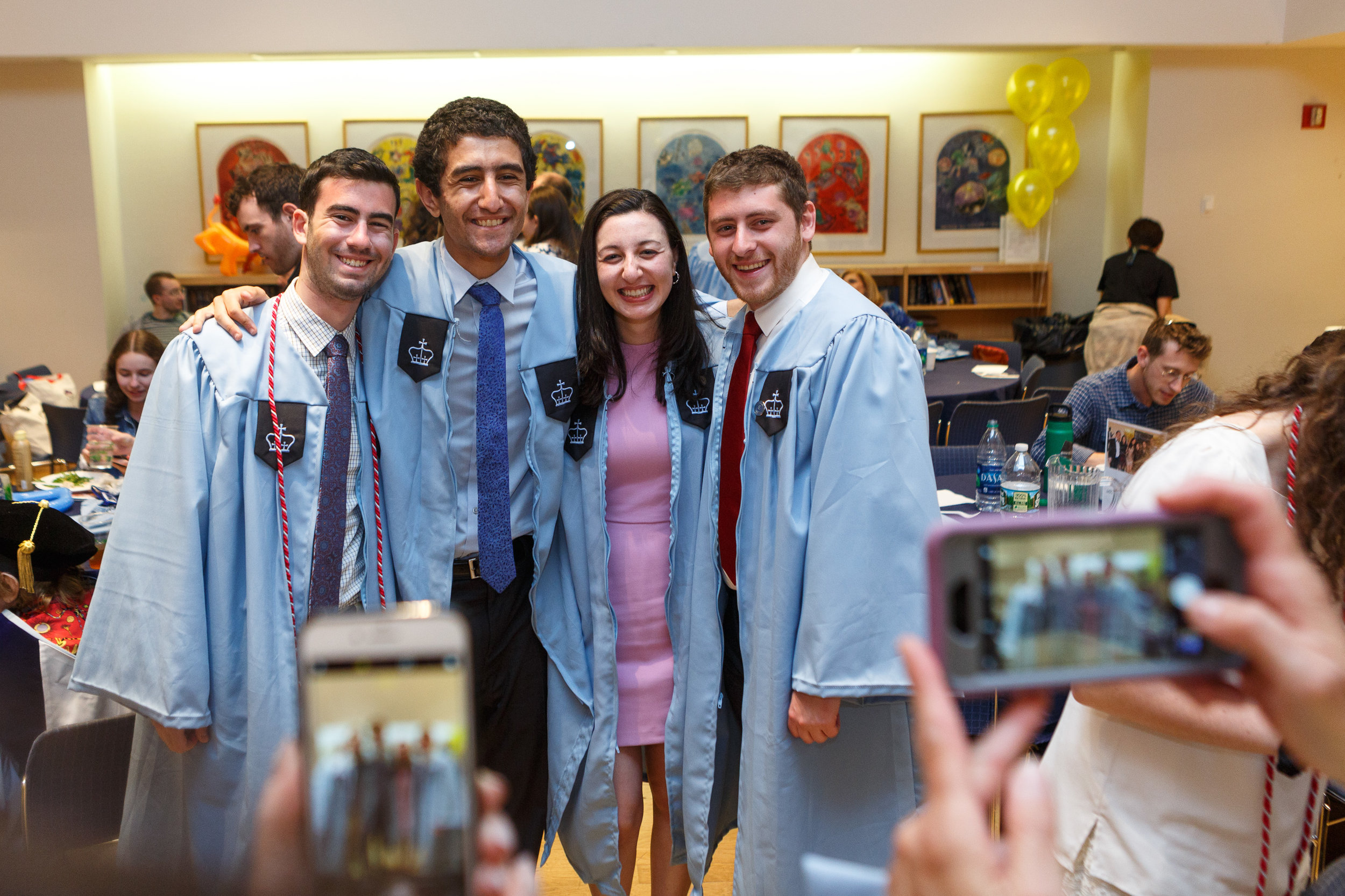 Columbia University 2019 Graduation