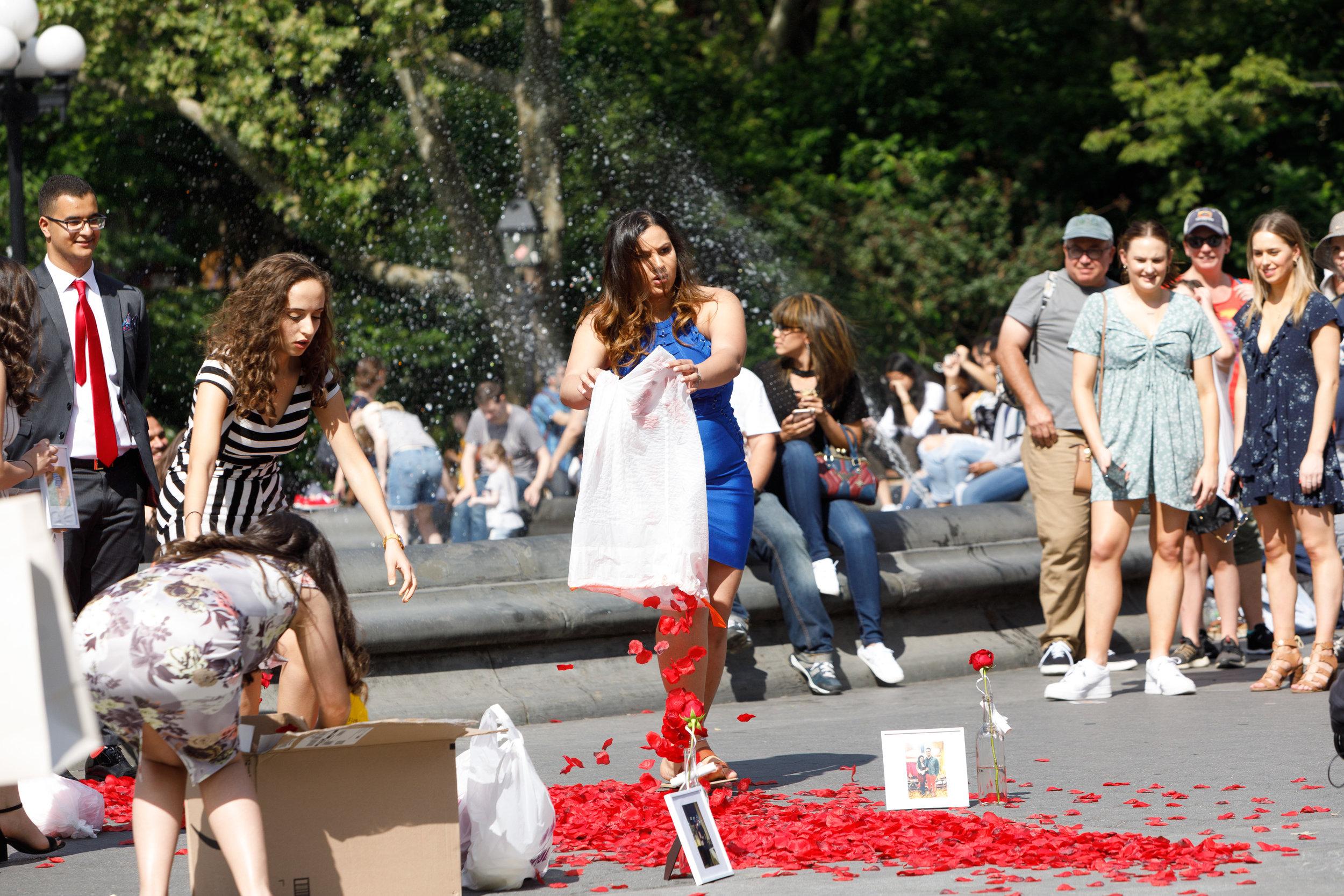 Kiro Rebecca Washington Square Park Marriage Proposal _ Jonathan Heisler _ 6152019 _005.jpg