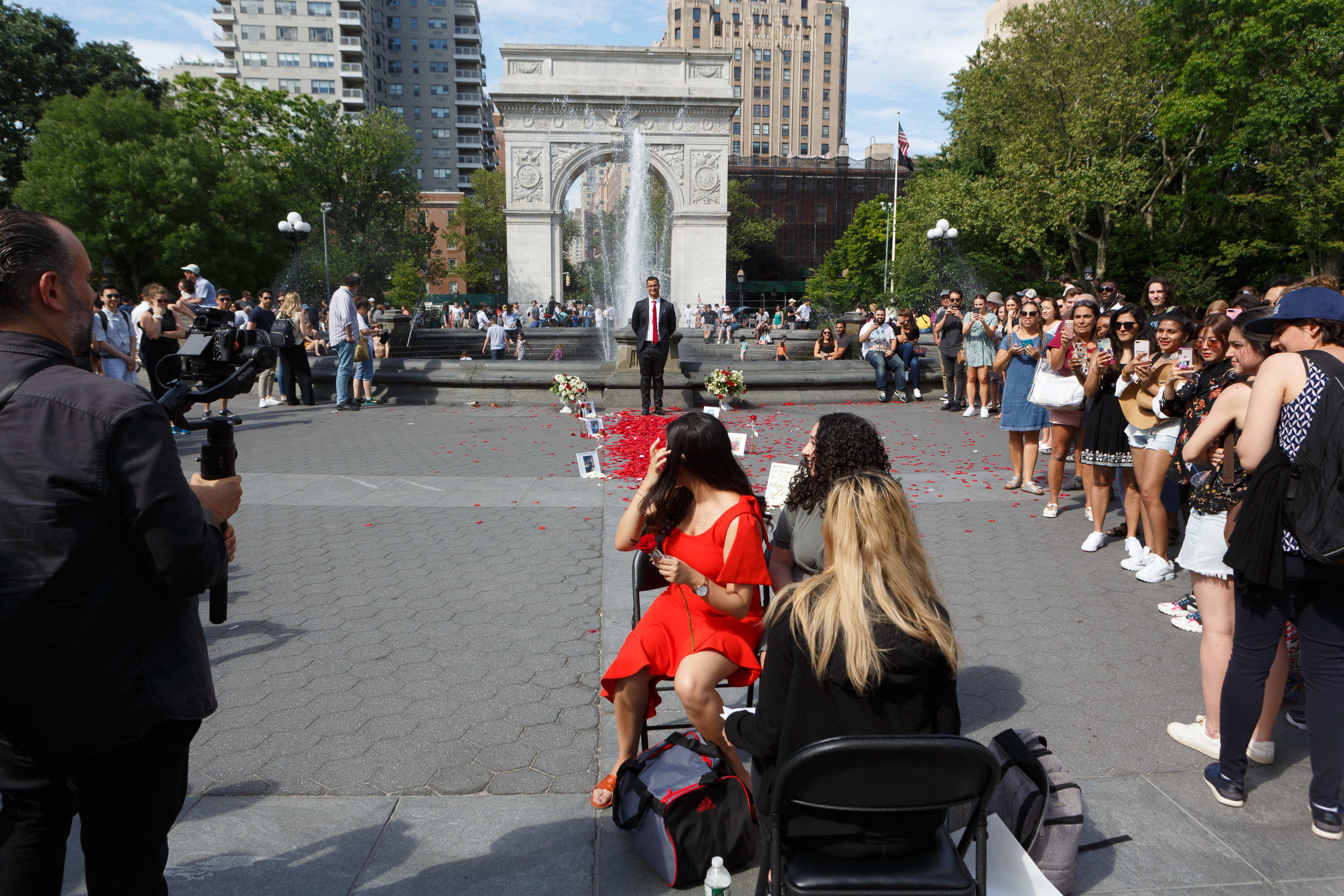 Kiro Rebecca Washington Square Park Marriage Proposal _ Jonathan Heisler _ 6152019 _011.jpg