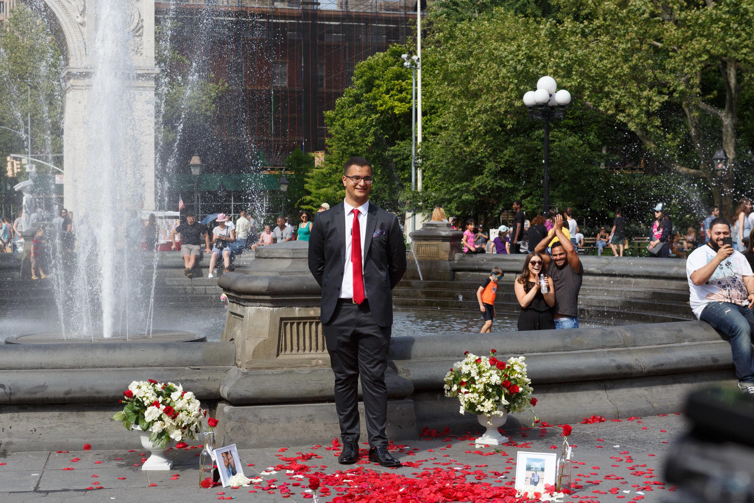 Kiro Rebecca Washington Square Park Marriage Proposal _ Jonathan Heisler _ 6152019 _012.jpg