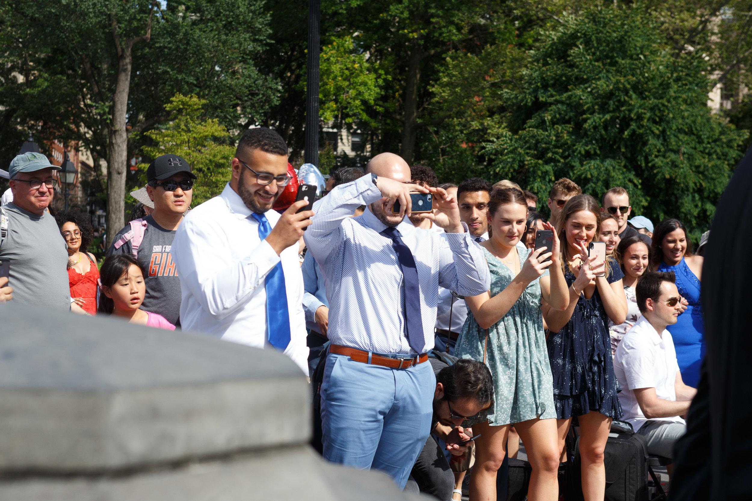 Kiro Rebecca Washington Square Park Marriage Proposal _ Jonathan Heisler _ 6152019 _015.jpg