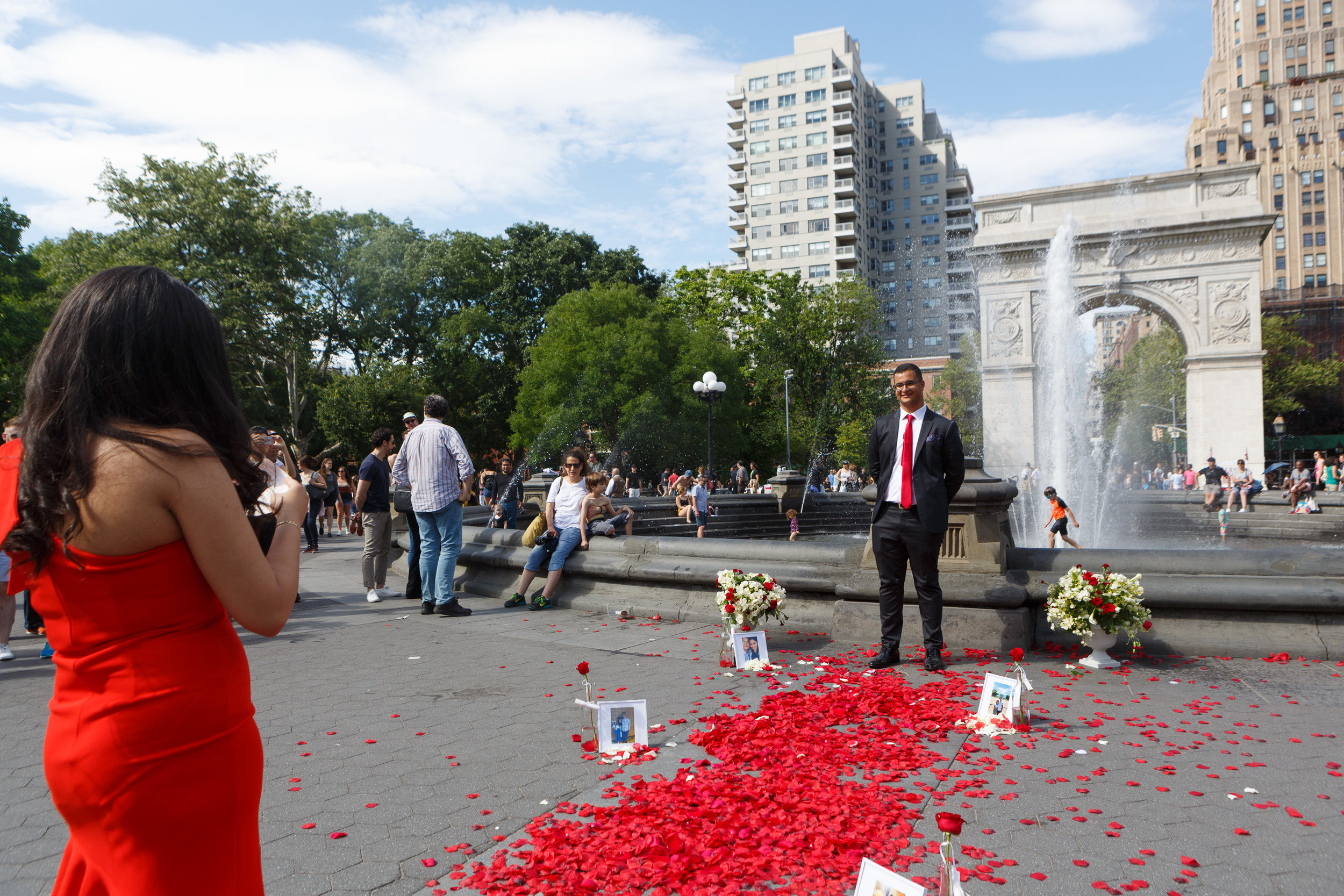 Kiro Rebecca Washington Square Park Marriage Proposal _ Jonathan Heisler _ 6152019 _014.jpg
