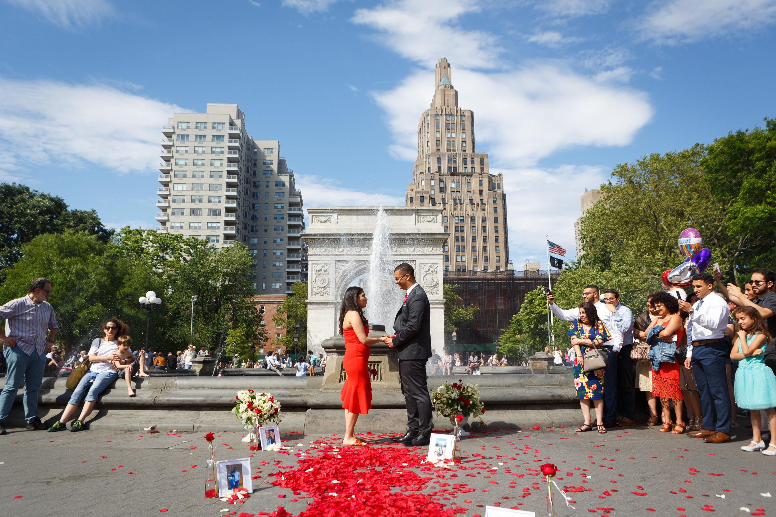 Kiro Rebecca Washington Square Park Marriage Proposal _ Jonathan Heisler _ 6152019 _019.jpg