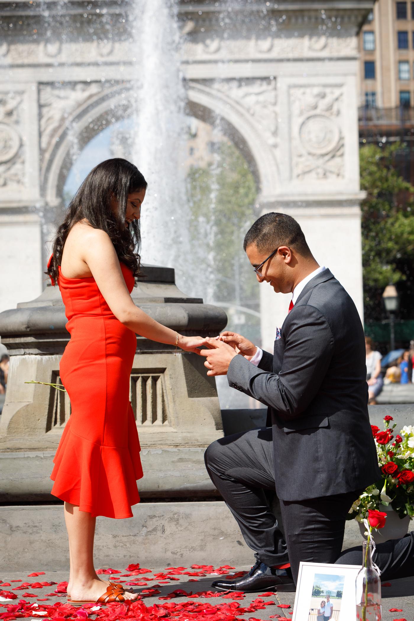 Kiro Rebecca Washington Square Park Marriage Proposal _ Jonathan Heisler _ 6152019 _023.jpg