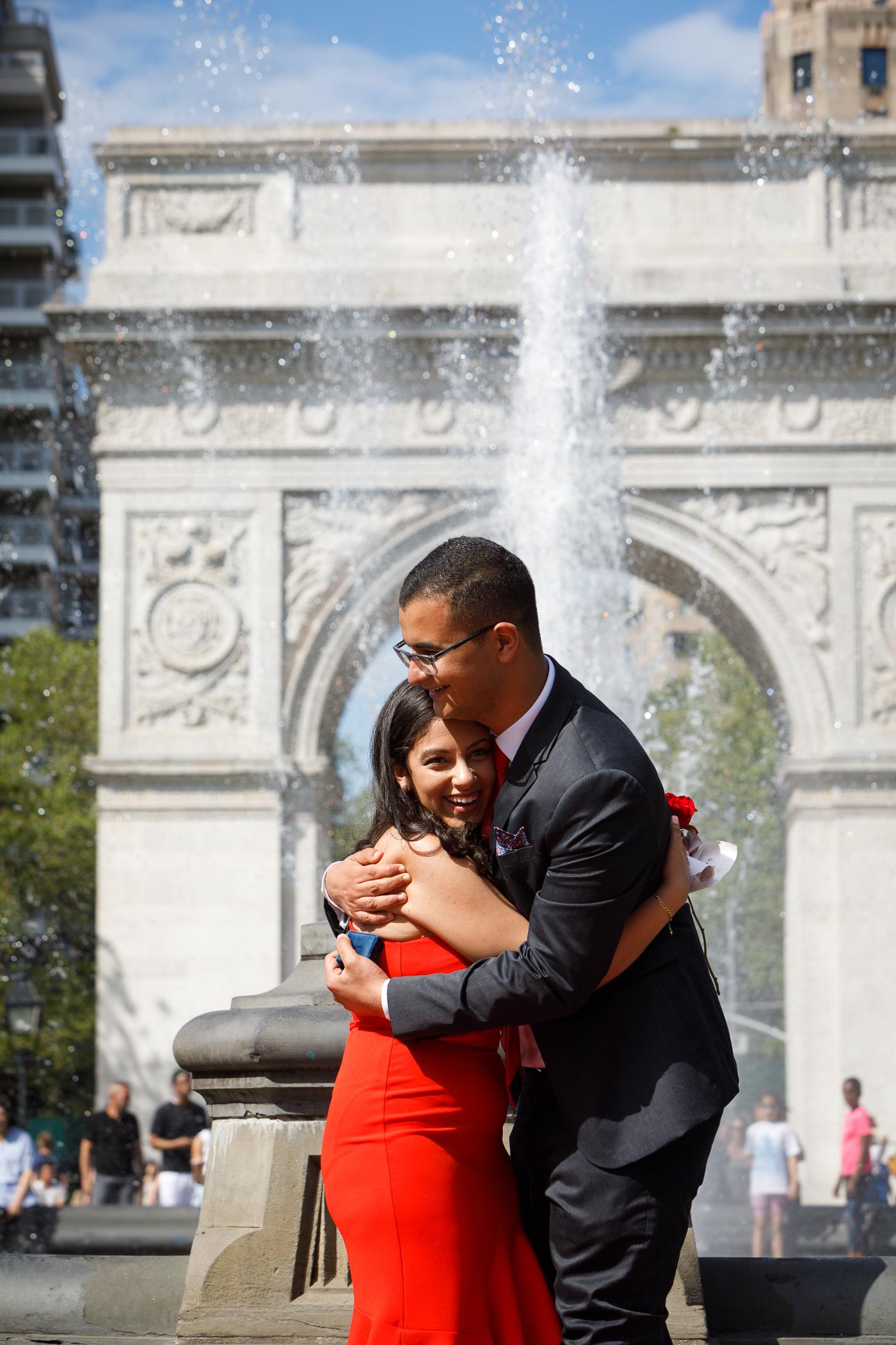 Kiro Rebecca Washington Square Park Marriage Proposal _ Jonathan Heisler _ 6152019 _025.jpg