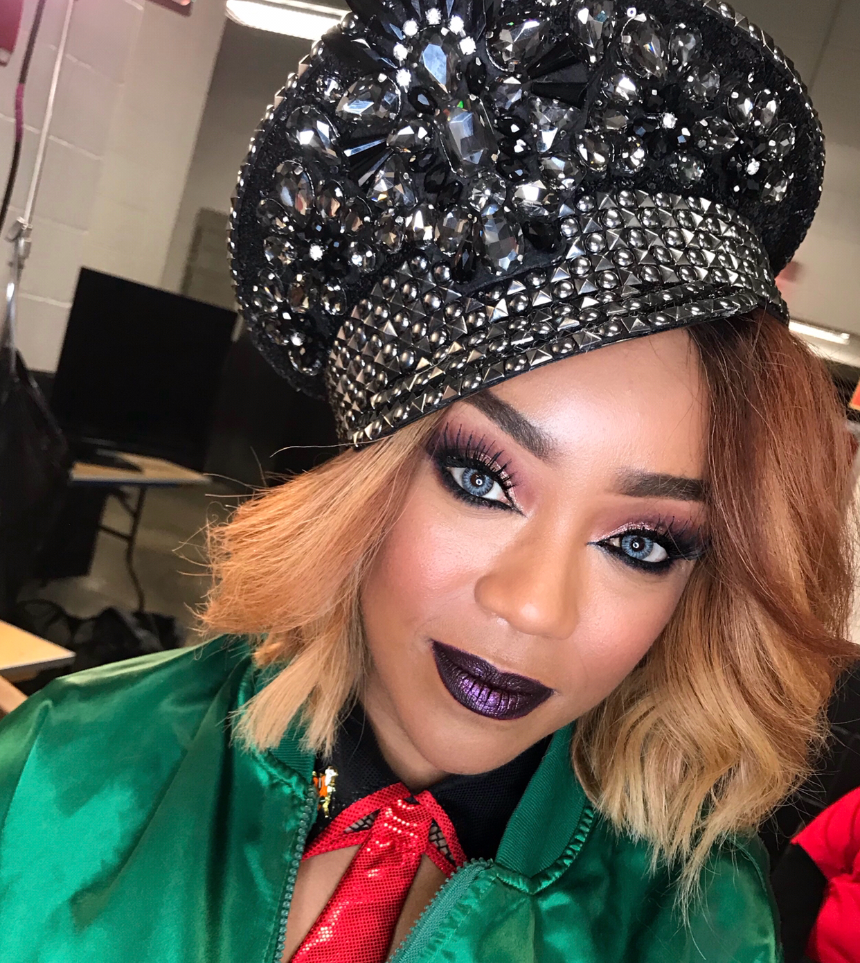 Alicia Fox WWE  (Makeup)