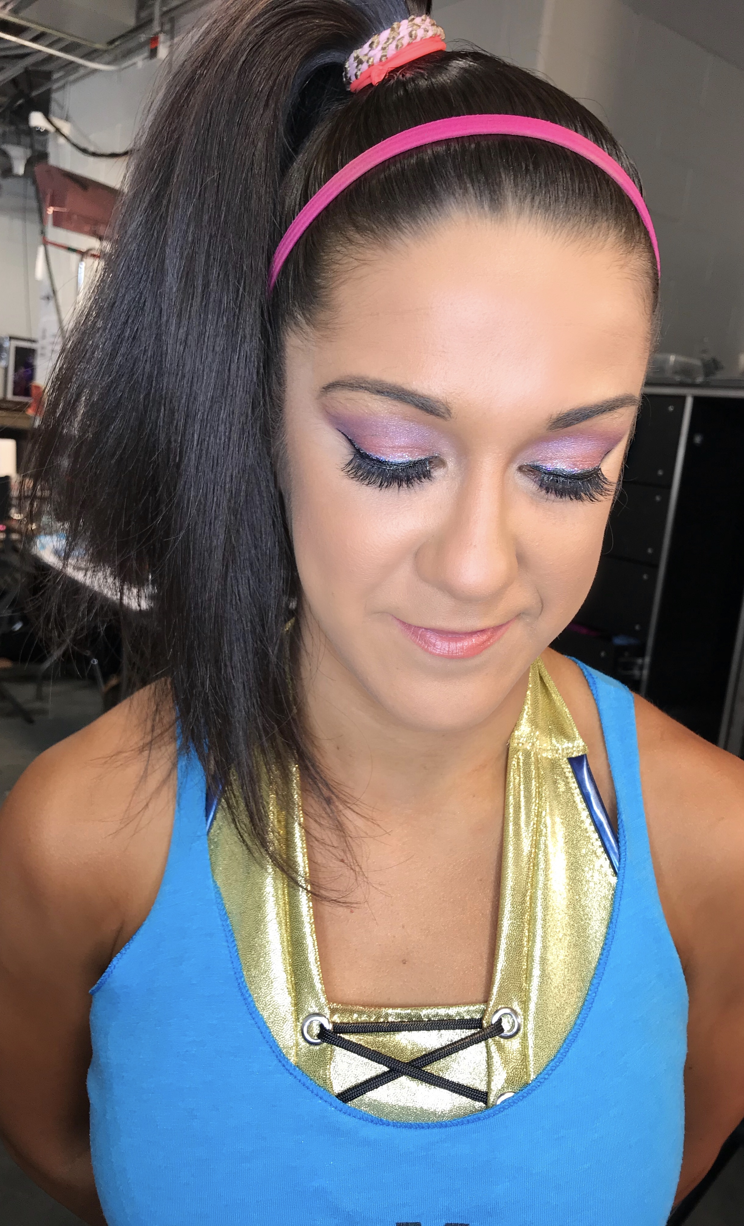 Bayley WWE  (Makeup)