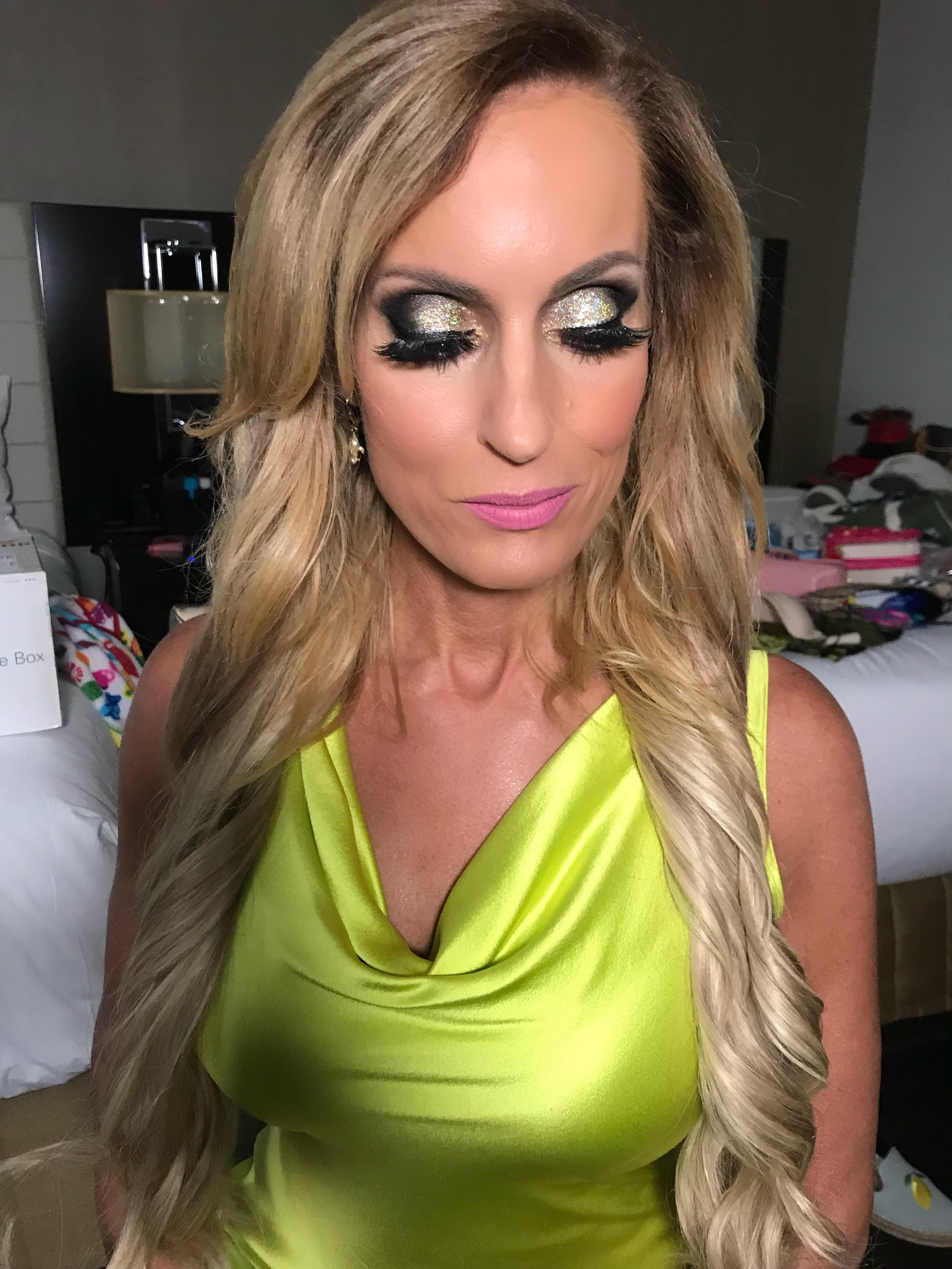 Dana Warrior WWE  (Hair & Makeup)