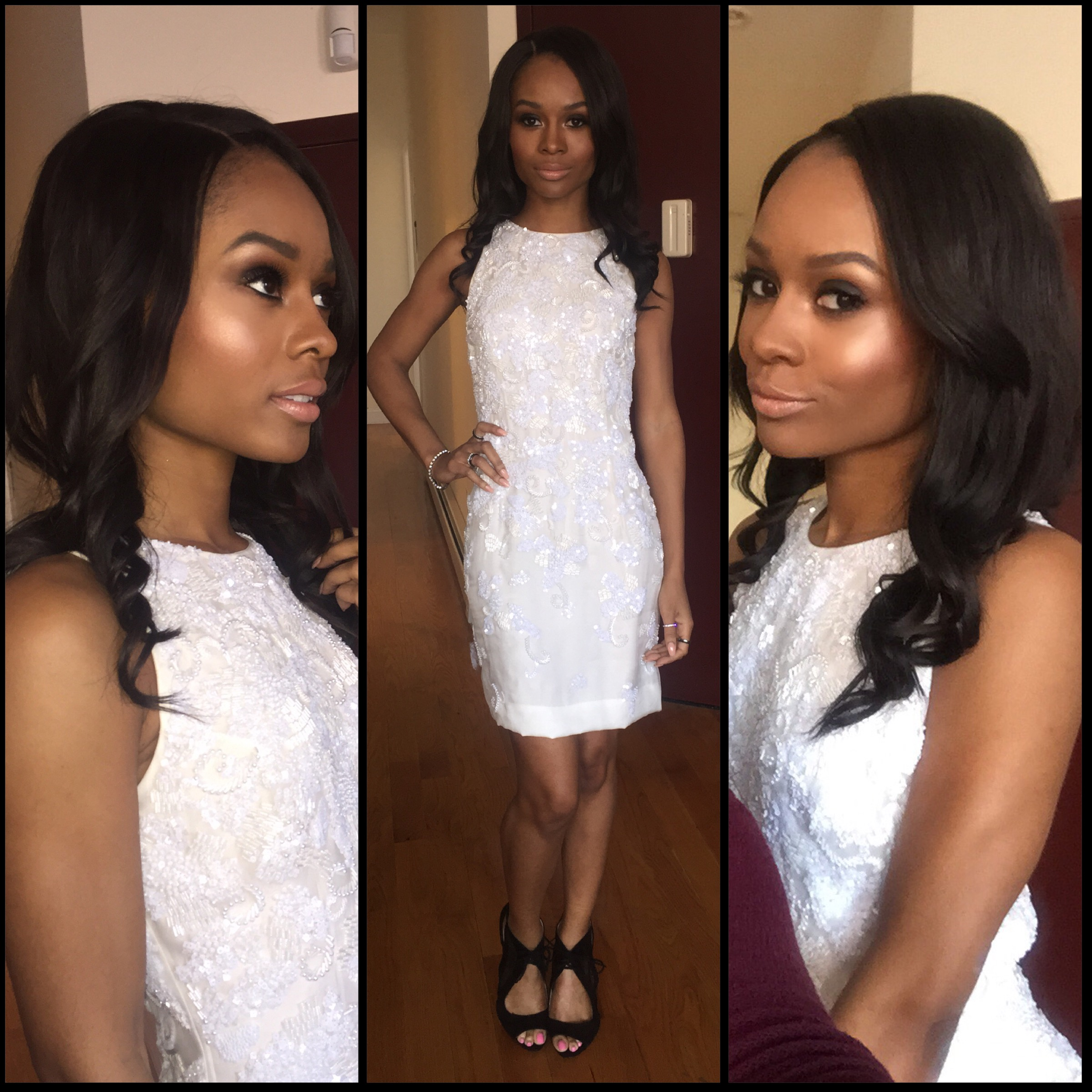 Zuri Hall- E News (Hair & Makeup)