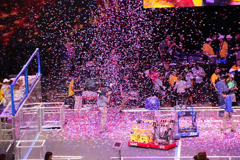 FIRST Championship 2014