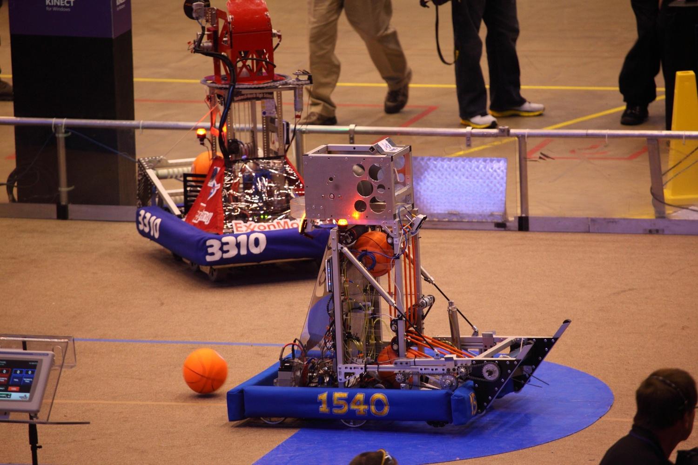 FIRST Championship 2012