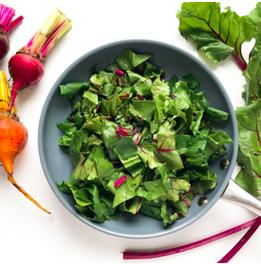 Tahini-Balsamic Beet Salad