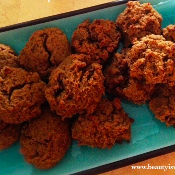 Gluten Free Pumpkin Spice Cookies