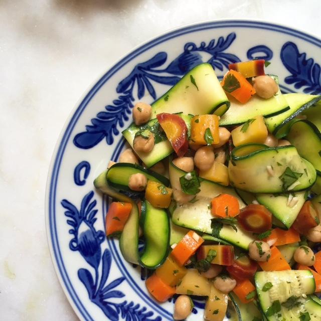 'Seeing Beauty' Salad