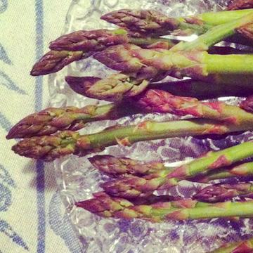 Asparagus Sage Risotto