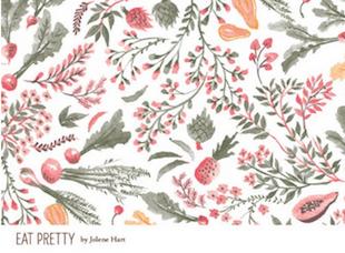 Eat Pretty Wallpaper 3