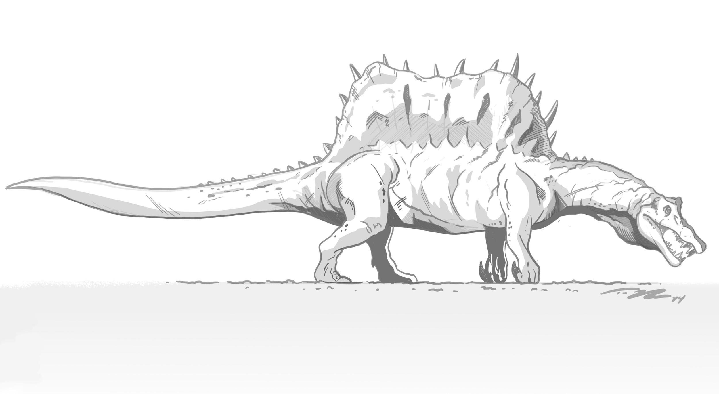 tedrechlinspinosaurus3