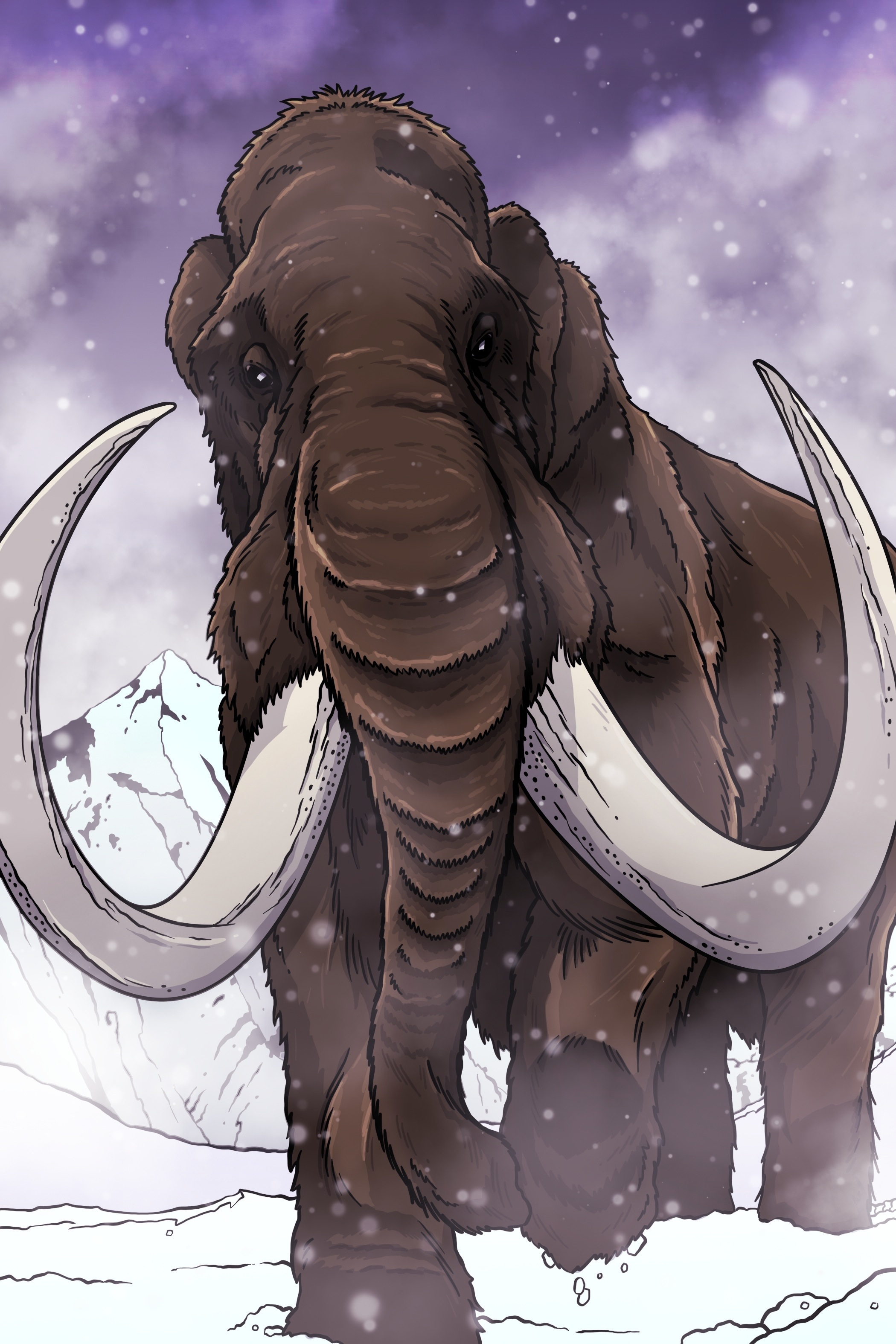 """Mammoth"" - Woolly Mammoth"