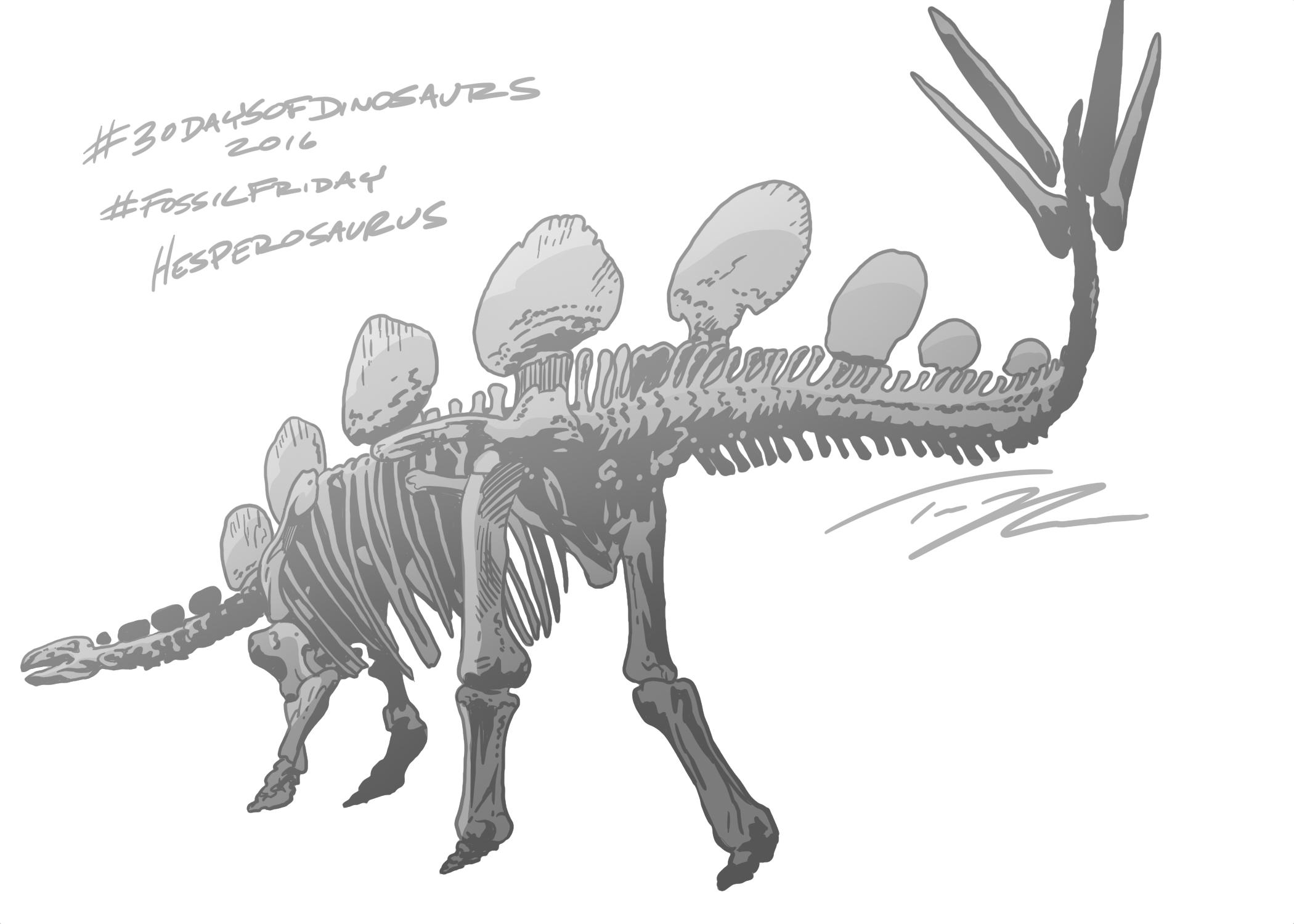 HesperosaurusTedRechlin