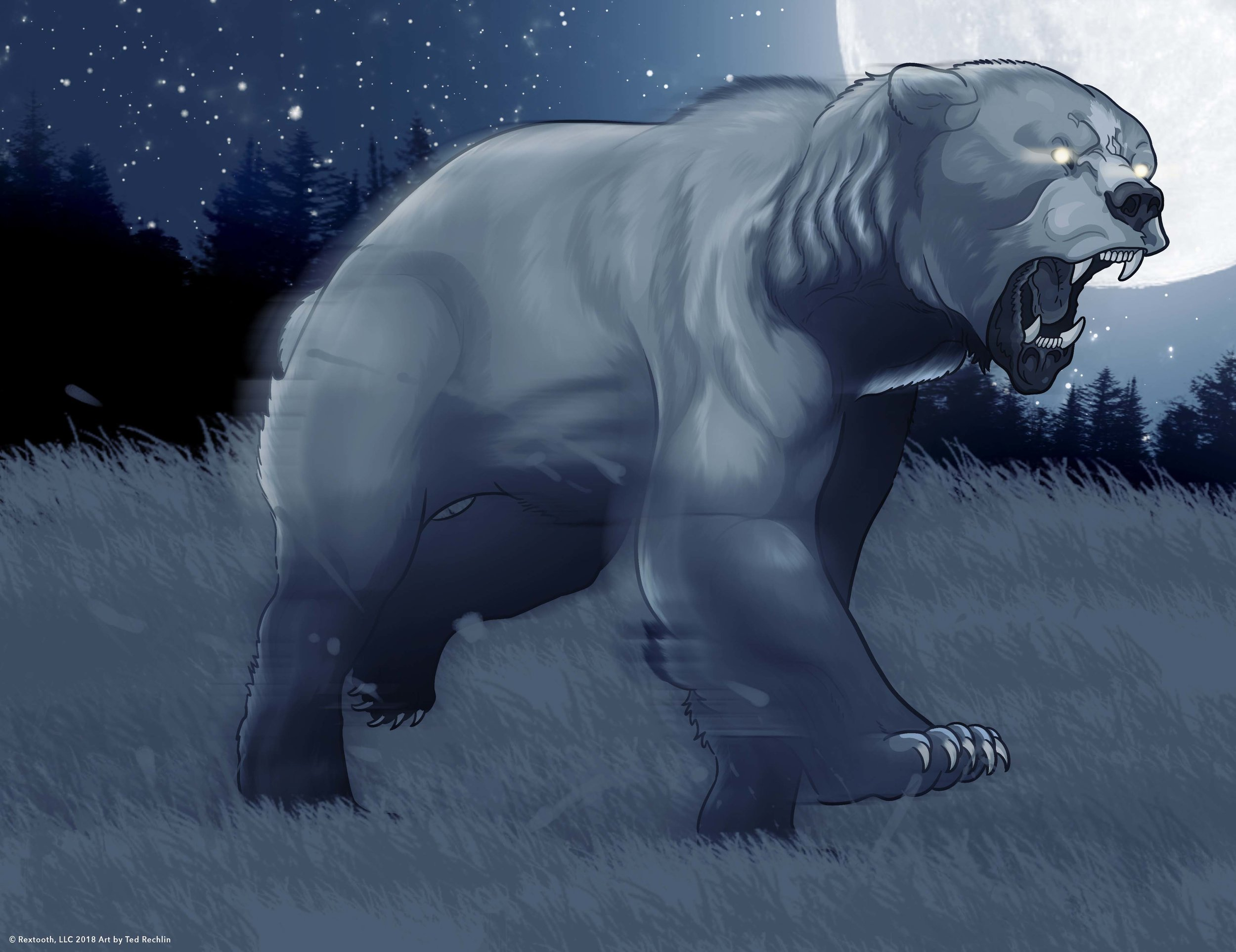 Arctodus - King Bear of the Ice Age