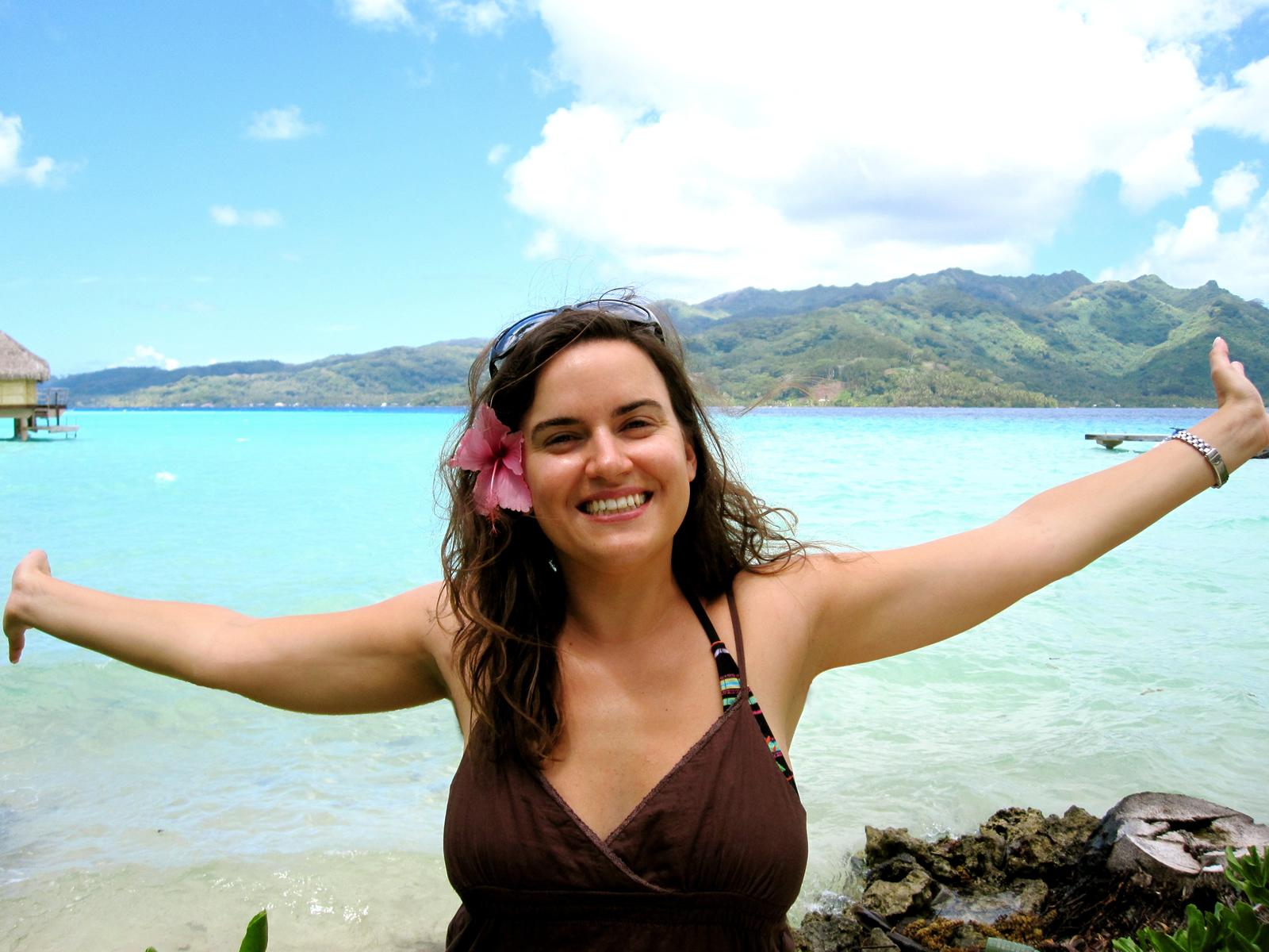 Carolyn Clarke, founder of Bambino Yoga