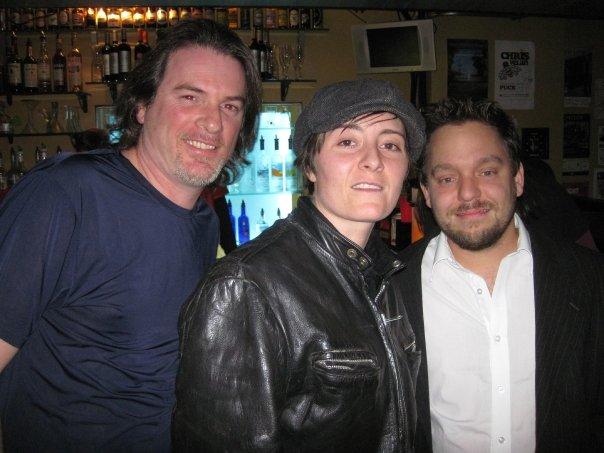 with two fantastic songwriters - Rich Cashman & Stephan Hayes