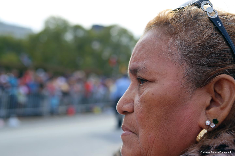 Miles de voluntarios y familias se unieron para participar durante el Encuentro Mundial de las Familias en Filadelfia.